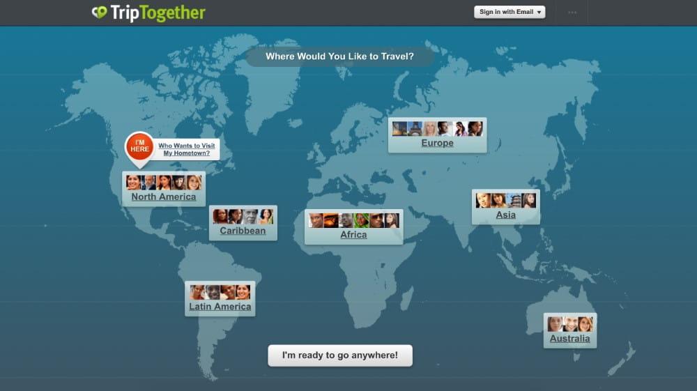App Triptogether