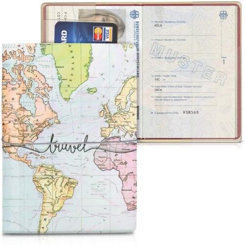 Fundas Pasaporte Travel