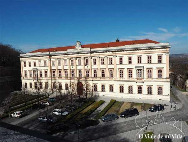 Palacio episcopal de Esztergom