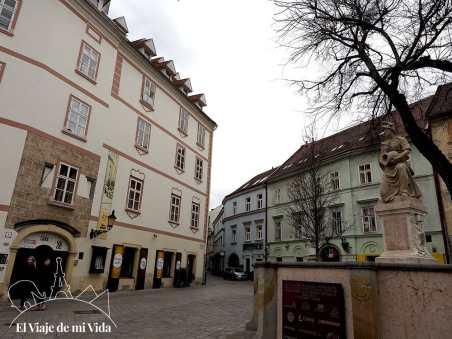 Casco histórico de Bratislava