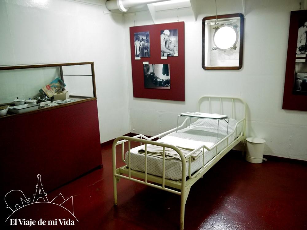 Buque hospital Gil Eannes