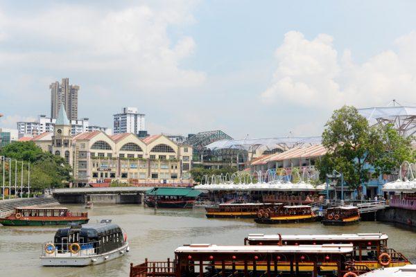 05 Viajefilos en Singapur, Clark Quay 05