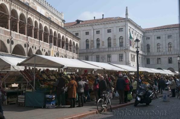 Padua Piazza della Frutta