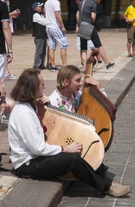 Músicos Kiev