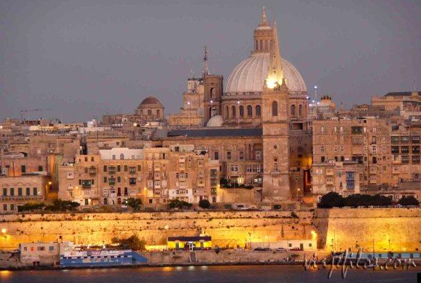 Malta La Valletta 3