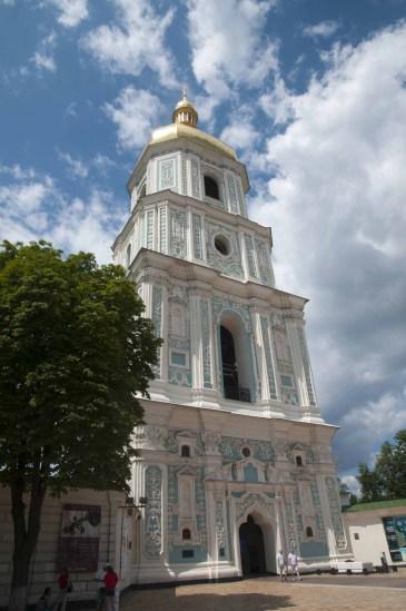 Torre de la campana Kiev
