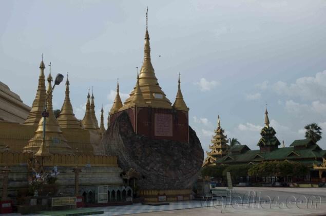 Bago, Templos y Budas 02