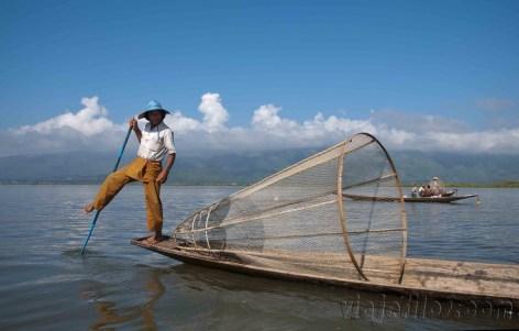 Lago Inle, pescadores 04