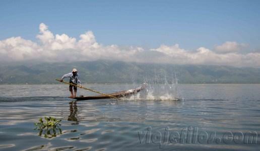 Lago Inle, pescadores 07