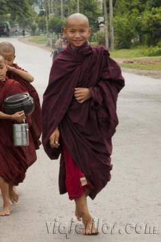 Sonrisas de Myanmar 10