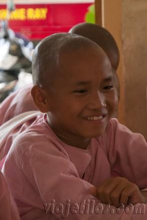 Sonrisas de Myanmar 16