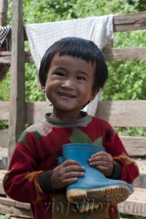 Sonrisas de Myanmar 27