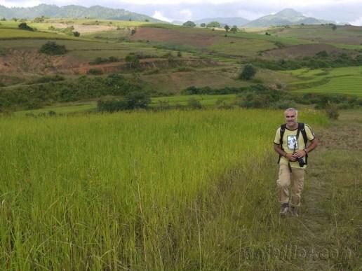 Trekking Kalaw-Inle 01