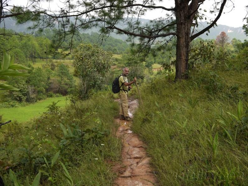 Trekking Kalaw-Inle 02