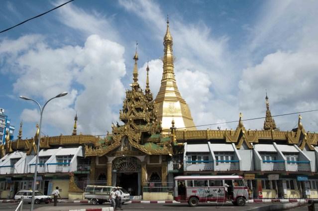 Yangón, Sule Paya