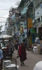 Yangón, calles 2