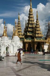 Yangón, Shwedagon Paya 3