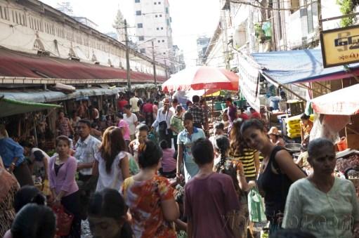 Yangón, mercados de la ciudad 08