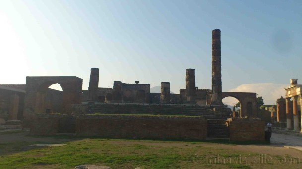 Napoles, Pompeya 07