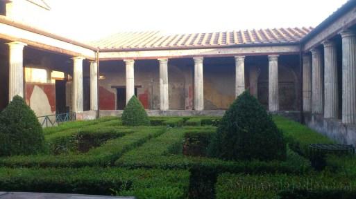 Napoles, Pompeya 11