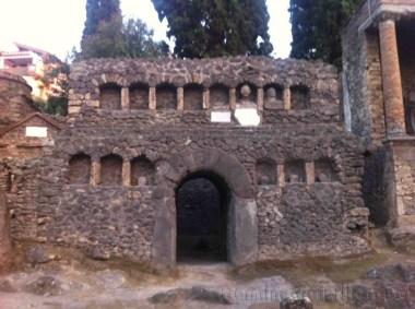 Napoles, Pompeya 18