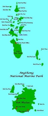 Ang Thong Mapa
