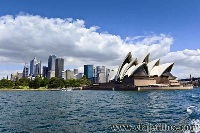 Que ver y donde alojarse en Sydney