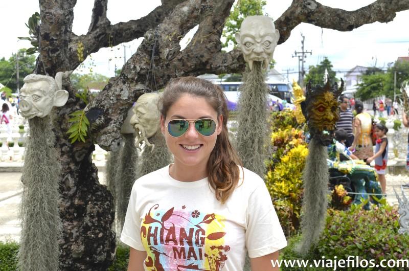 Lucia en el Norte de Tailandia, Viajefilos 109