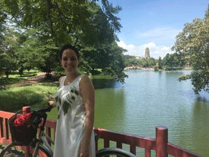Angela nos cuenta en esta entrevista viajefila su experiencia tras pasar tres semanas viajando por libre en Tailandia