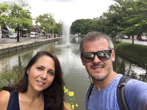 Entrevistas viajeras a Tailandia. Nuestros amigos, Vero y Pablo, nos cuentan todos los detalles de su viaje por libre a Tailandia