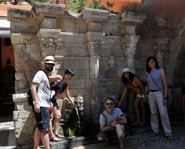 4 Viajefilos en Creta, Rethymno-Omalos 05