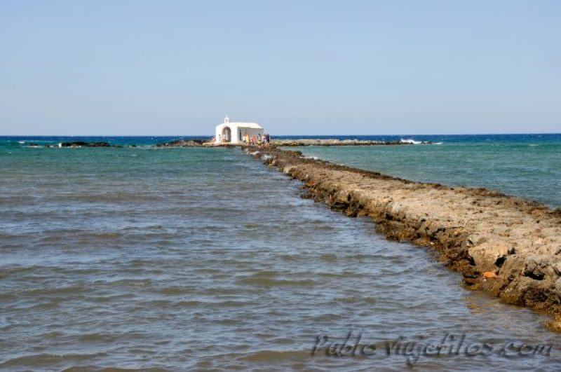 Las playas y puertos de Creta son una delicia de viaje de una semana