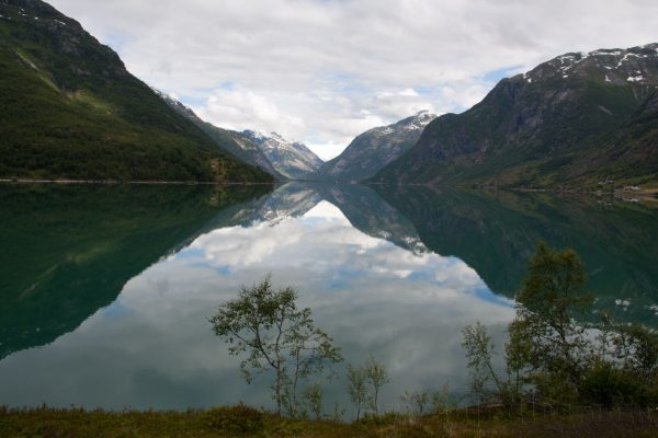 6 viajefilos en Noruega, Austerdalsbreen 03