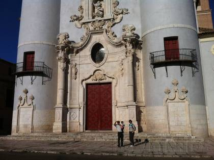 Isa Camino de Santiago 01