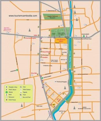 Mapa-Siem-Reap