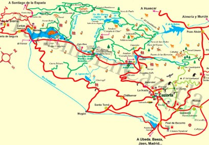 Mapa-turismo-Sierra-de-Segura