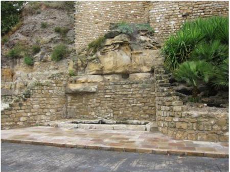 Puerta Mudejar de Sta Lucia