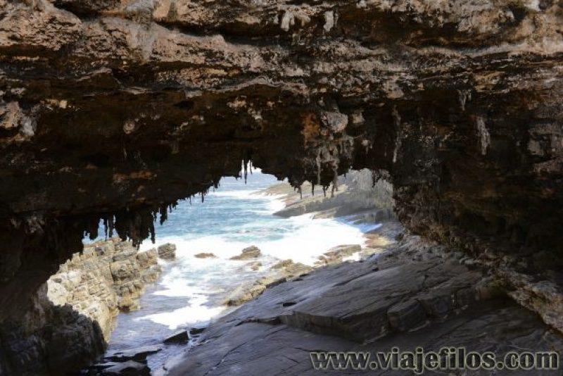 Arco del Almirante en Kangaroo Island