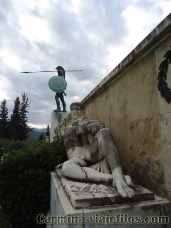 Viajefilos en Grecia, Termpilas 002