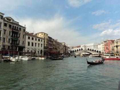 Viajefilos en Venecia, Miguel 12