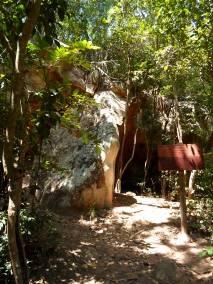 Pedra do Morcego, abrigo de cangaceiros