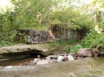Pequeno cânion do Rio Batateiras