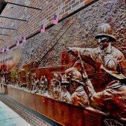 Nova York - homenagem aos bombeiros de 11 de setembro