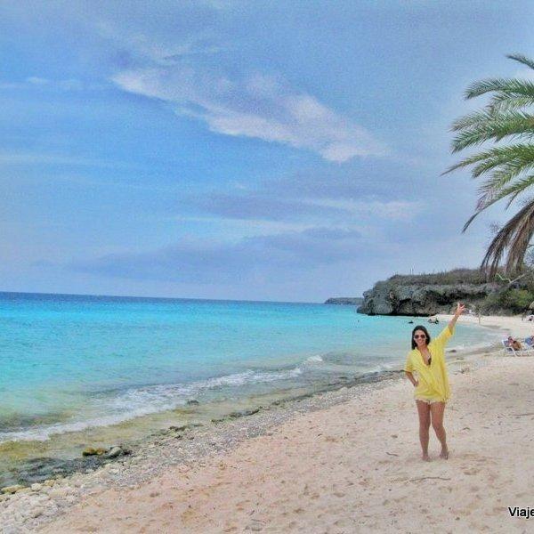 lua de mel em Curacao