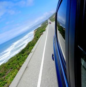 Highway 1 - De San Francisco a Monterey na Califórnia