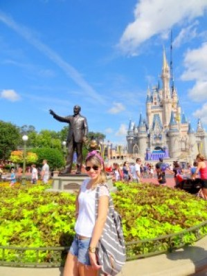 Walt Disney em Orlando - Magic Kingdom