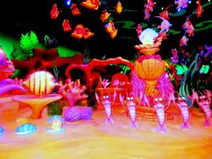Under the Sea - Jorney of The Little Meirmaid - Magic Kingdom