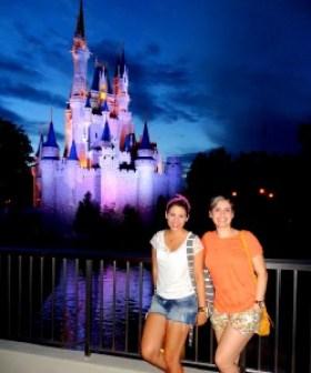 Castelo da Cinderela de Noite - Onde os sonhos se tornam realidade