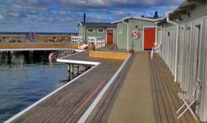 O que fazer na Suécia - Sauna de Malmö