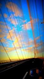 Ponte da Normadia - O melhor lugar pra ir na França